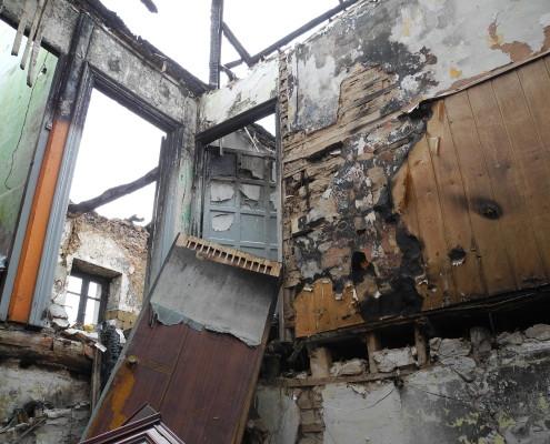 Investigación de Incendios domésticos